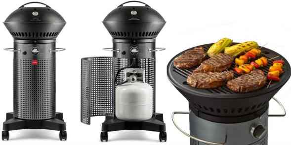 Fuego F21C Carbon Steel Element Gas Barbecue Review
