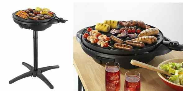 George Foreman Indoor and Outdoor Grill 22460 review