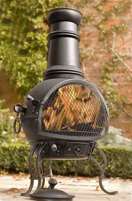 La Hacienda Murcia Medium Steel Chiminea Review