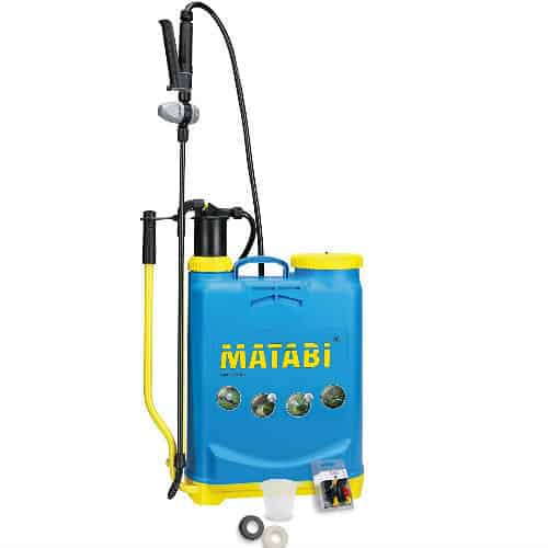 Matabi Supergreen 16 Knapsack Sprayer review