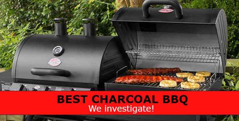 Top 10 Best Charcoal BBQs Grills For 2017 – Barbacue Comparisons & Reviews