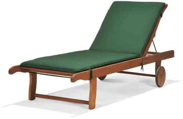 Chichester FSC Eucalyptus Wood Outdoor Sunlounger Review
