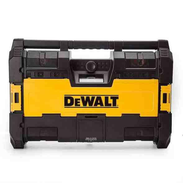 DEWALT DWST1-75663-GB Toughsystem Radio Review