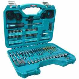 Makita Power Drill Accessory Set -100 Pieces