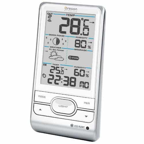 Oregon Scientific BAR208_HGW Wireless Weather Station review