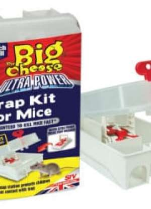 The Big Cheese Ultrapower Trap Kit for Mice Review