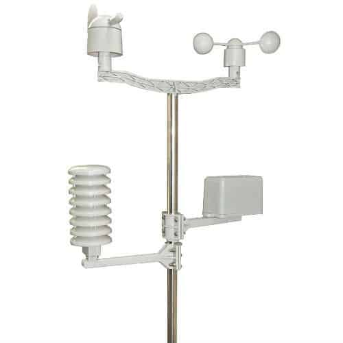 Weather Station Wireless WS1093 weather vein
