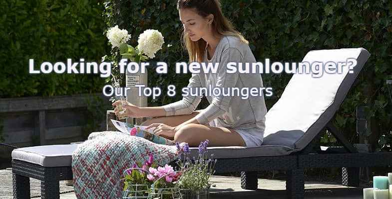 Top 8 Best Sun Loungers For Relaxing For In Style This Summer