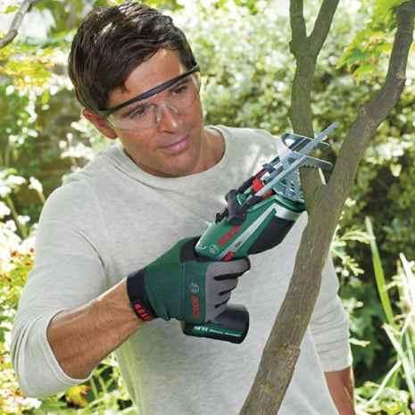 Bosch Keo Cordless Garden Saw Review