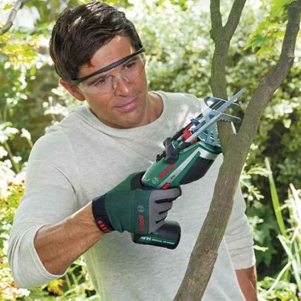 Best Cordless Garden Saw - Bosch Keo Cordless Garden Saw Review