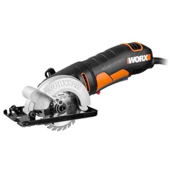 WORX WX423 85mm 400W Compact Circular Saw