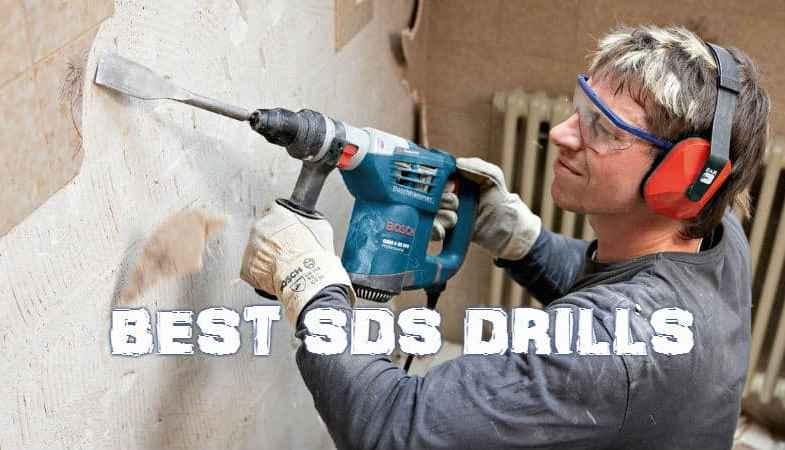 Top 10 Best SDS Drills – Detailed Reviews & Comparisons