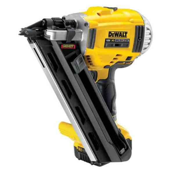 DeWalt 18V Li-Ion Cordless Framing Nailer Review