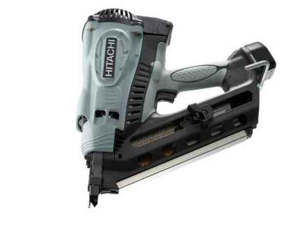 Hitachi NR90GC2 Cordless Gas Clipped Framing Nailer Review
