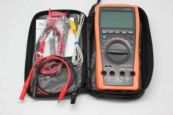AideTek VC99+ Digital Auto Range Multimeter Tester Review