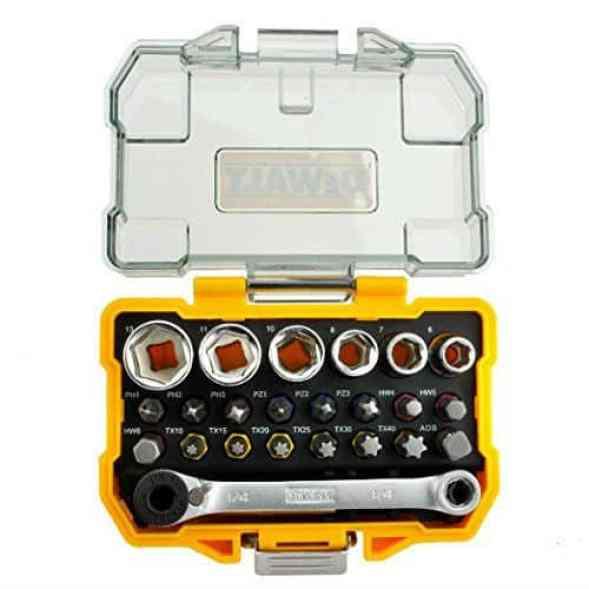 DeWalt DT71516-QZ Socket and Screwdriver Set Review