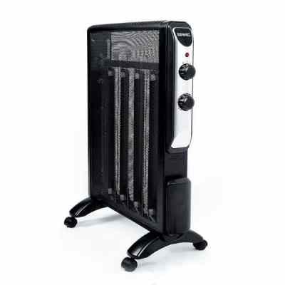 Our Best Pick - Duronic HV220 Slimline Black Mica Panel 2.0KW Radiant Convector Heater Review
