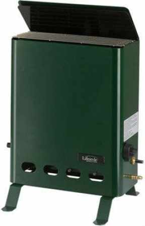 Eden Gas Greenhouse Heater Review