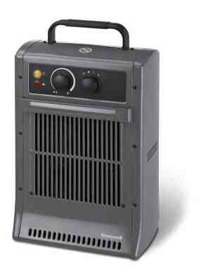 Honeywell Heavy Duty Heater - Our best recommended heater