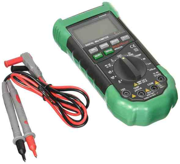 Mastech MS8229 5-in-1 Digital Multimeter Review