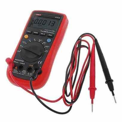 Signstek UNI-T UT61E AC-DC Modern Digital Auto Ranging Multimeter
