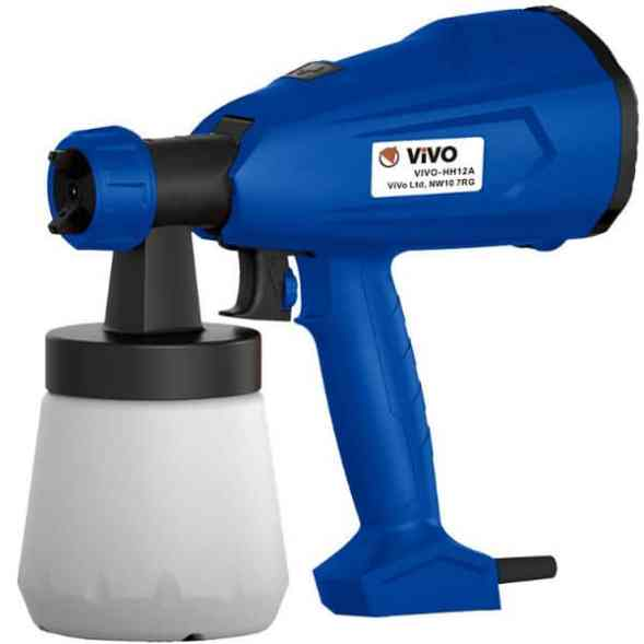 Vivo Pro 350W Electric Automatic Paint Sprayer Review