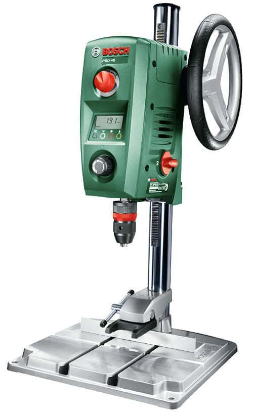 Bosch PBD 40 Bench Drill Review