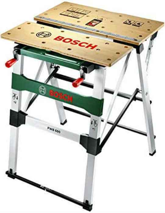 Bosch PWB 600 Workbench Review
