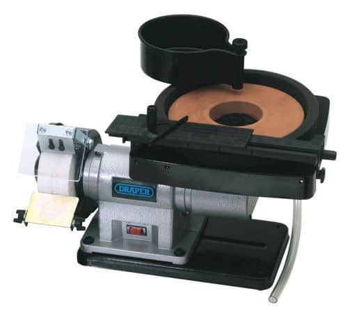 Draper 31235 230-Volt Wet and Dry Bench Grinder Review