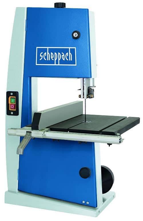 Scheppach 240V Basa 1-Hobby Bandsaw Review
