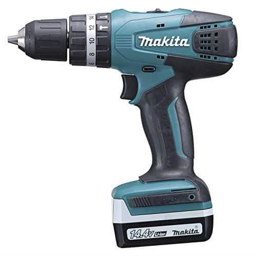 Makita HP347DWE 14.4 V Cordless Hammer Drill Driver Review