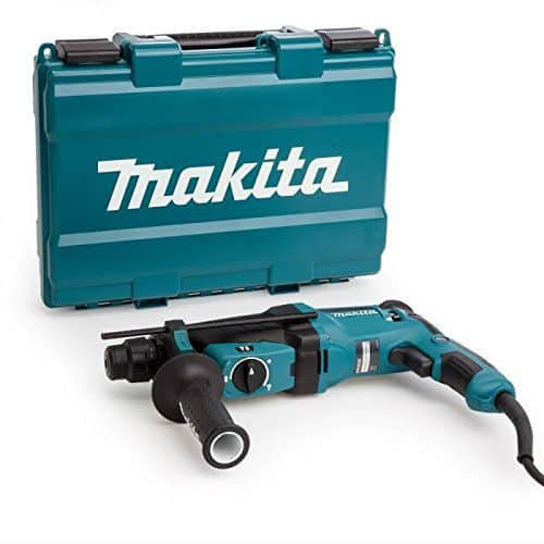 Makita HR2630 26 mm 3 Mode SDS Plus Rotary Hammer Drill Review