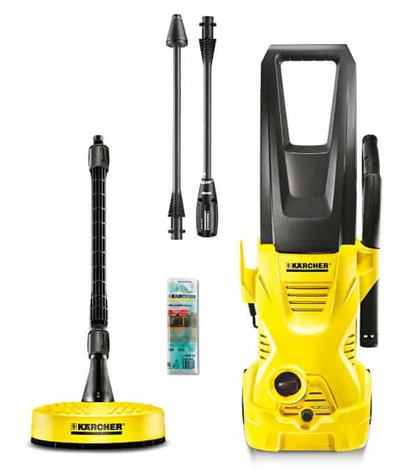 Kärcher K2 Home Air-Cooled Pressure Washer Review