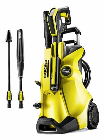 Kärcher K4 Full Control Pressure Washer Review