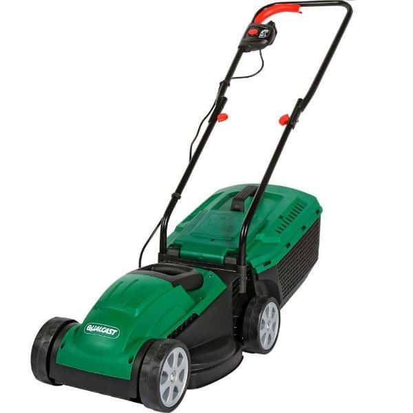 Qualcast 1200w Electric Rotary Lawnmower review