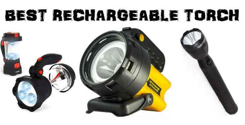 Best Rechargeable Torch Reviews