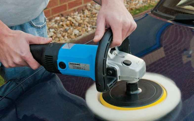 Best Car Polisher & Buyers Guide with 5 Top Models