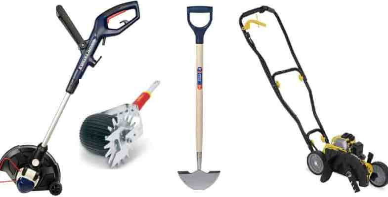 Our Best Lawn Edger – Top 6 Petrol & Manual Lawn Edging Tools