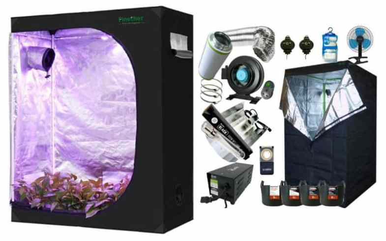 Top 6 Best Indoor Grow Tents 2018 – Buyers Guide & Reviews
