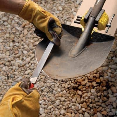 Tools that aren't properly sharpened regularly can even break the next time they're used. As such, it's crucial that you set up a schedule in which to take the time to sharpen your tools. Some high-value tools, like chainsaws, require the use of specific accessories