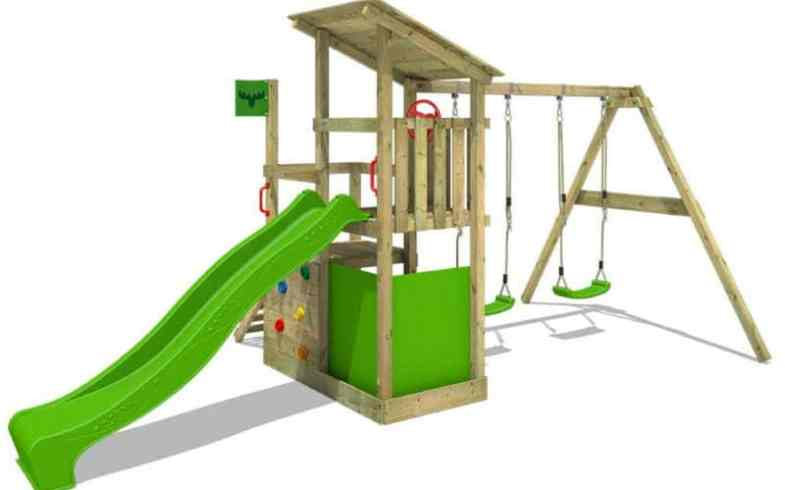 Top 8 Best Kids Play Swing Sets & Playgrounds