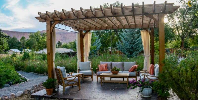 5 Best pergola kits, comparison and reviews