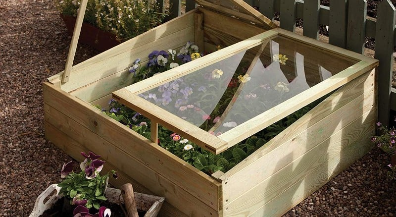 8 Best Cold Frames For Extending The Growing Season and Protecting Plants From The Elements