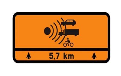 ¿Cómo circular al ver la nueva señal en las carreteras y que no te multen?