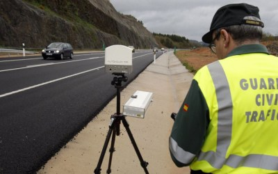 Cuidado con las multas este verano ¿Dónde están los radares instalados?