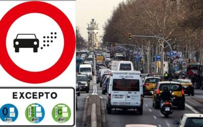 Nueva señal de la DGT para las zonas de bajas emisiones en las ciudades