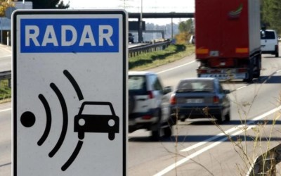 La DGT pone más de 29.000 multas de velocidad en una semana