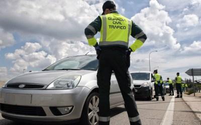 Campaña especial DGT: agentes, policías y 216 cámaras, listos para multar