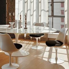 Knoll Saarinen Chair Used Table And Chairs For Restaurant Use Tulip High Tables – Pyramide Design