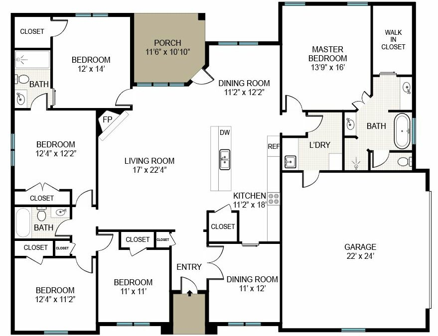 floor plans pyramid homes